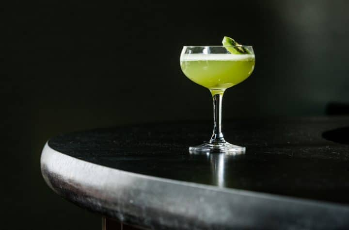 The Flash cocktail