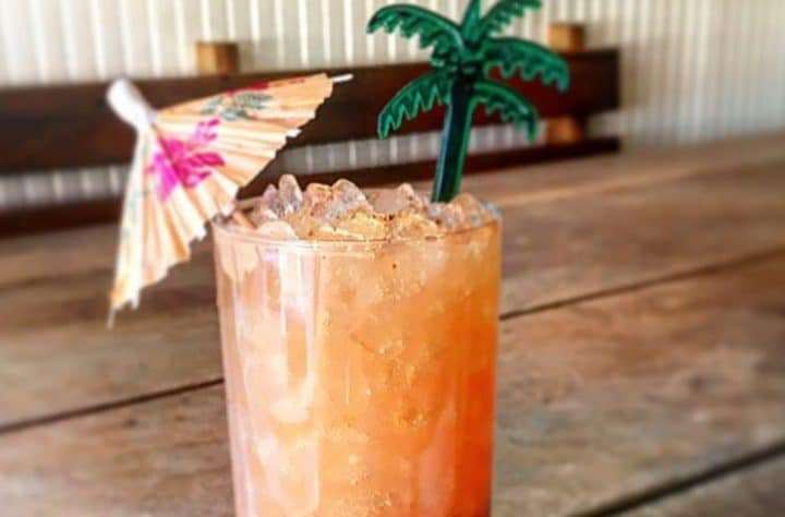 Buscando Guava cocktail