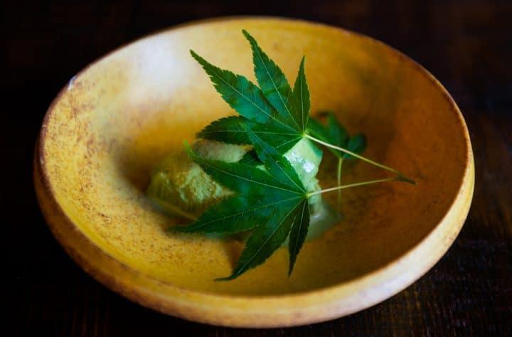 Marijuana-Smoked Gelato