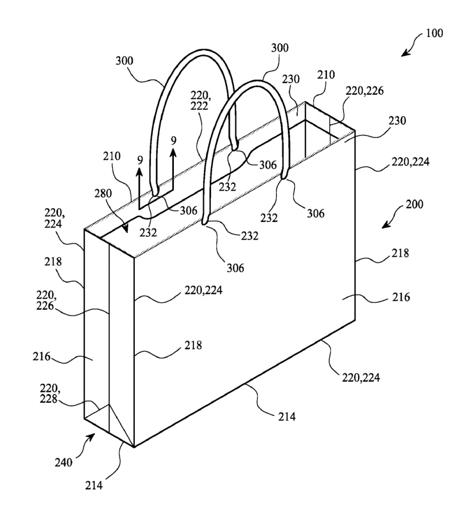 Photo courtesy of United States Patent and Trademark Office