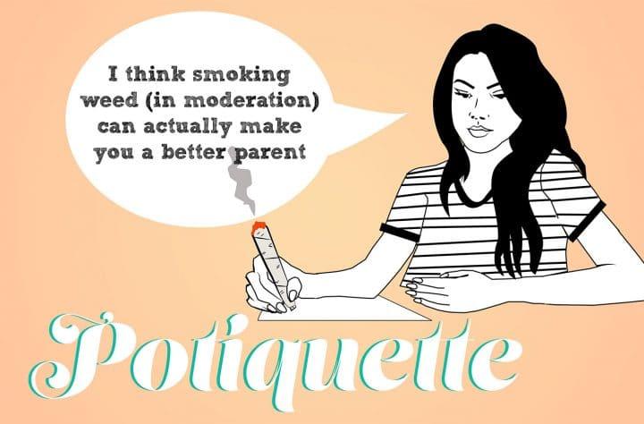 smoke marijuana
