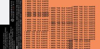 I Miss The Old Kanye beer