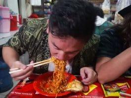 'World's Spiciest Noodles'