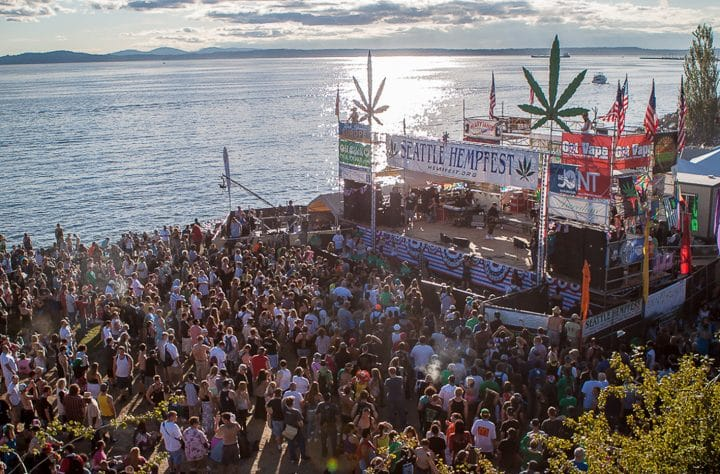 California Closer To Allowing Cannabis At Special Events