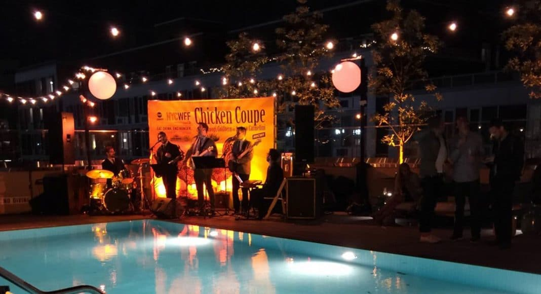 5 Takeaways From The NYCWFF Chicken Coupe At William Vale Hotel