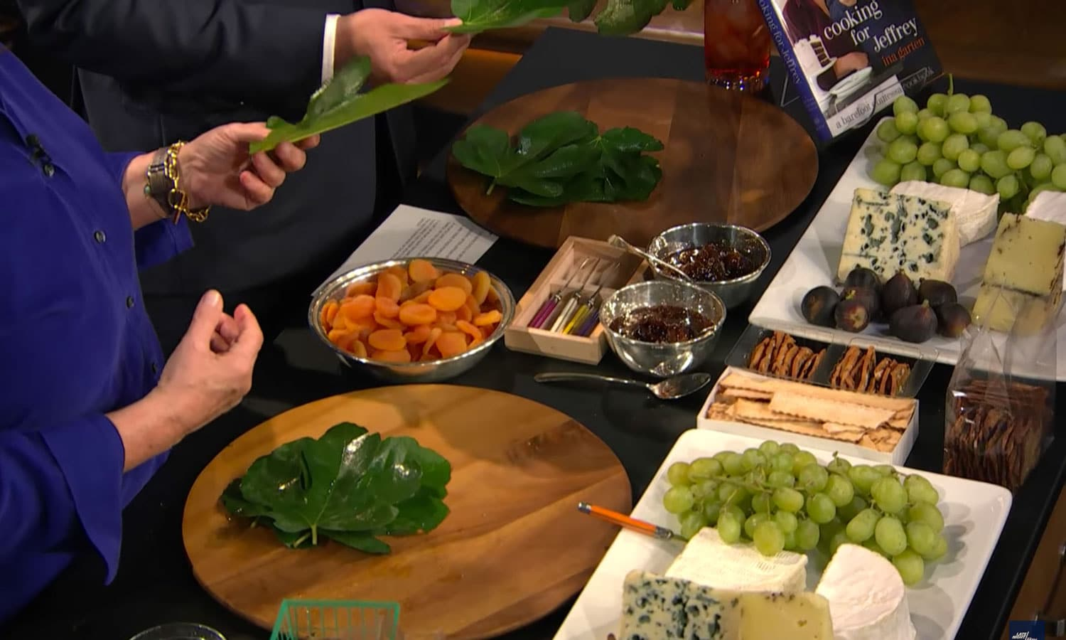 & Ina Garten Puts Us All To Shame With Her Cheese Plate Skills