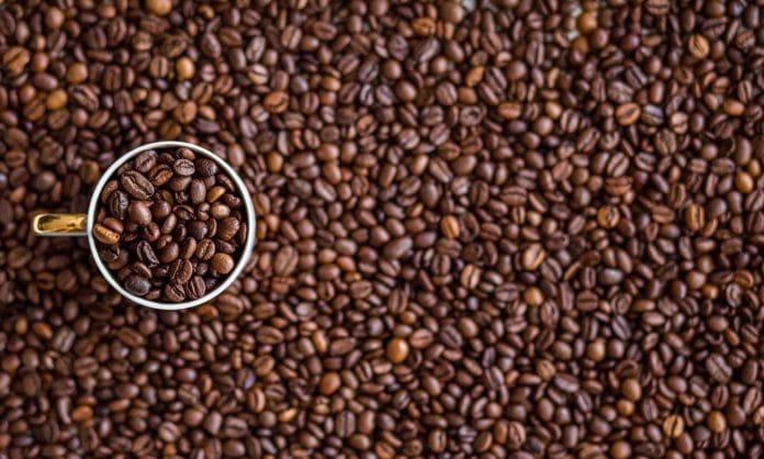 Coffee and marijuana