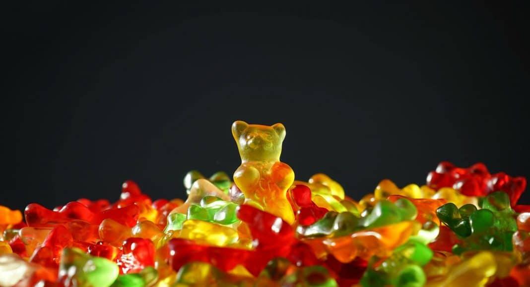 marijuana-infused gummies