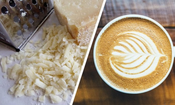 cheese lattes