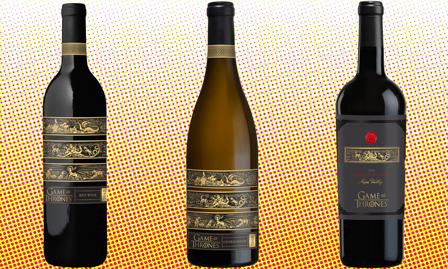 'Game Of Thrones' And Other TV Shows That Inspired Wine