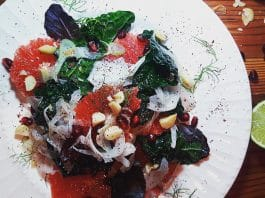 Healthy Winter Salad