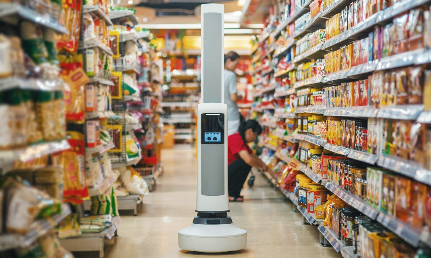 Here's A Robot That Will Make Sure Your Doritos Are Available For Purchase
