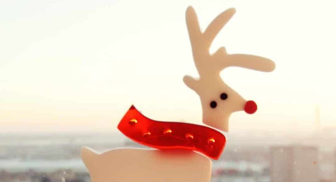 'Rudolph the Red Nosed-Reindeer
