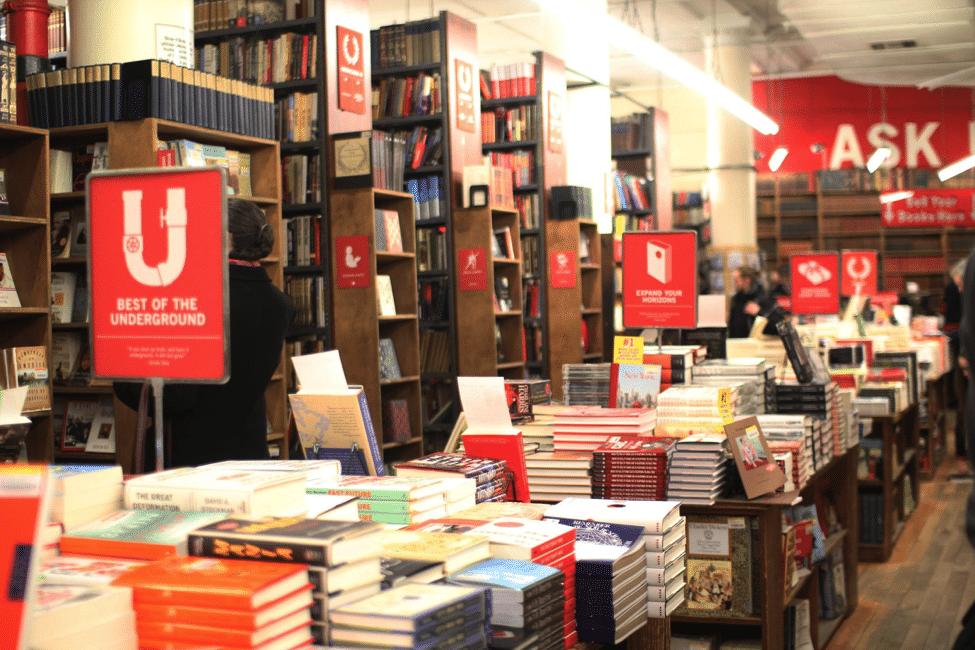 Photo credit: Strand Book Store