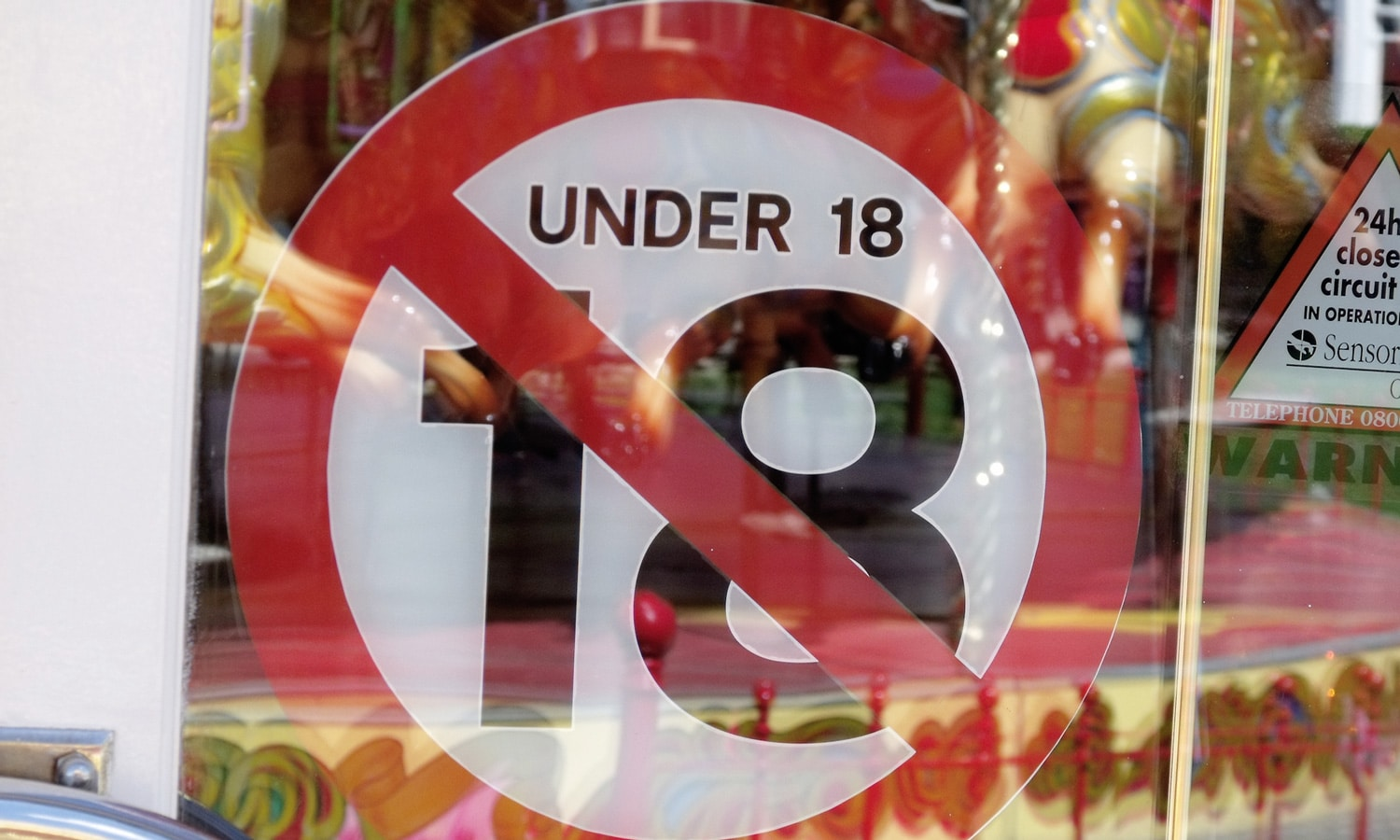 Age limit for dating under 18