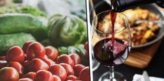 5 Wine And Vegetable Pairings