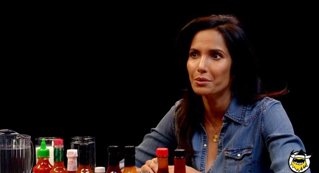 12 Things We Learned About Padma Lakshmi While She Destroyed A Hot
