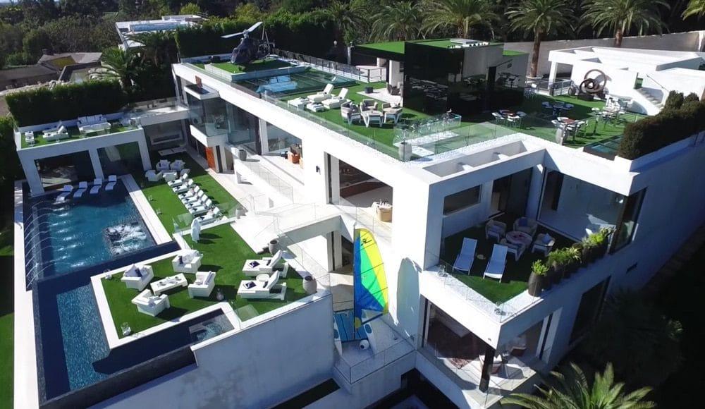$250 million house
