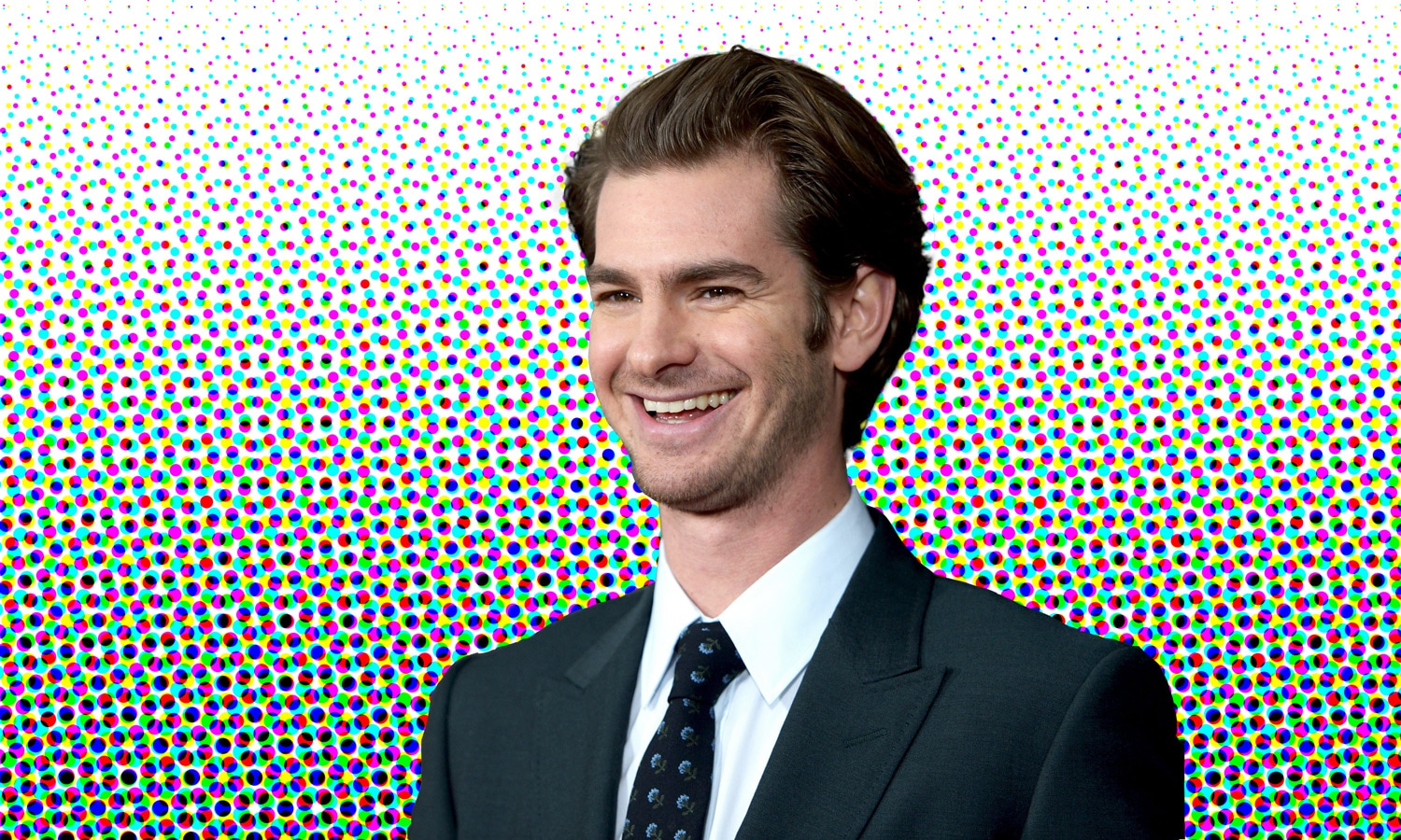 Visualize the News: That Time Andrew Garfield Ate Weed Brownies And Visited Disneyland