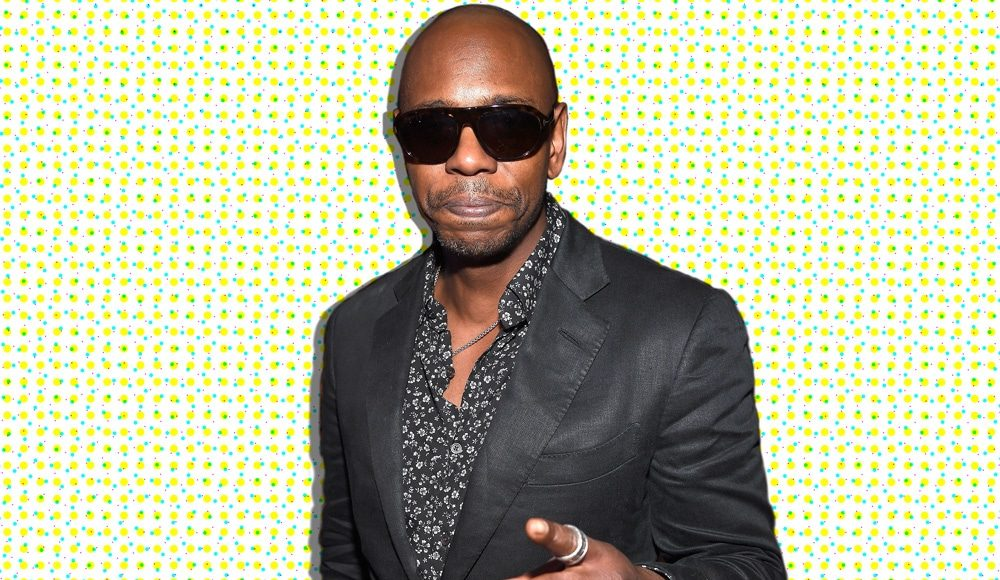 Dave Chappelle Hosts Crazy Marijuana-Psychedelic Parties And Police Don't Care, Apparently