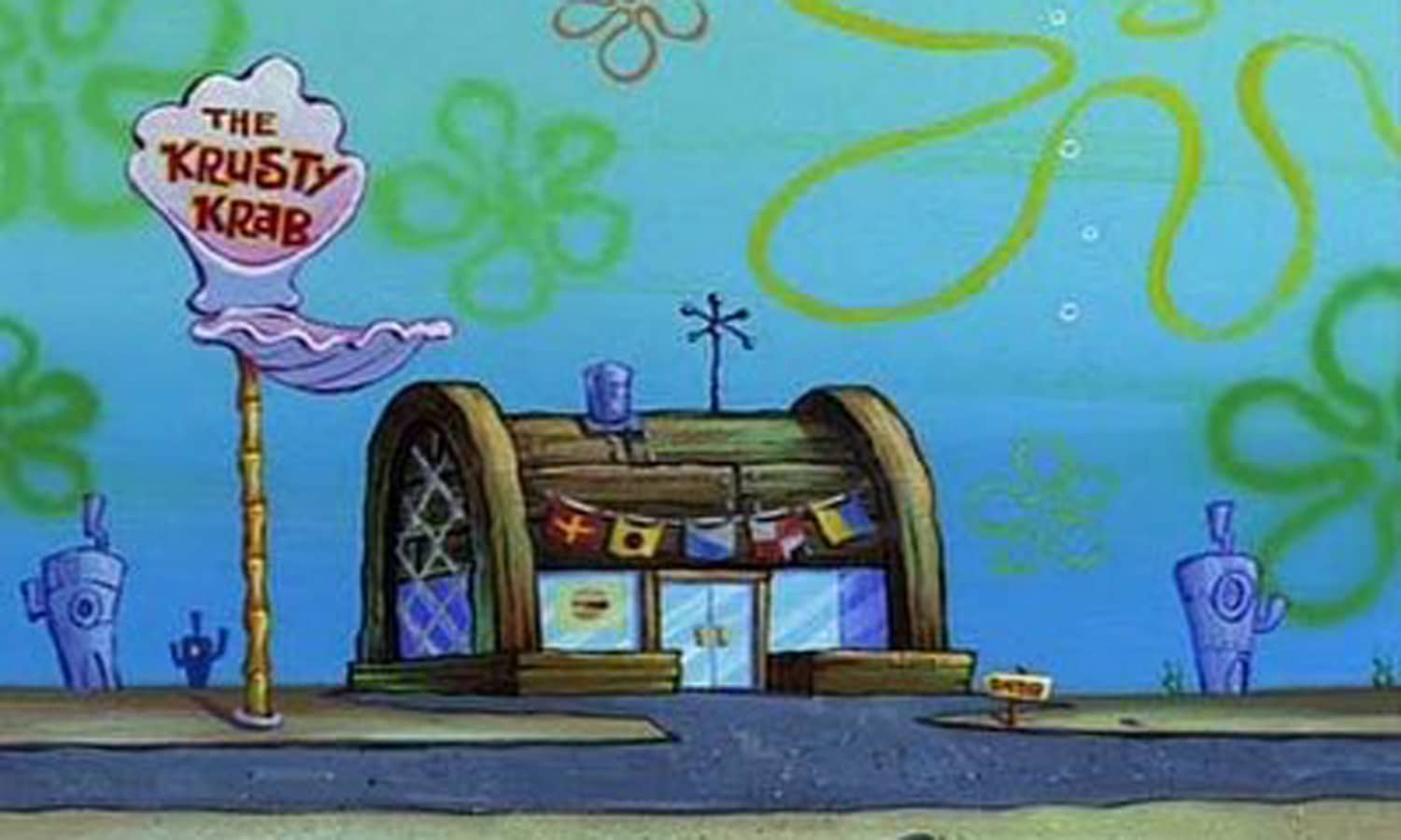 Read This Amazingly Good Complaint About The Krusty Krab