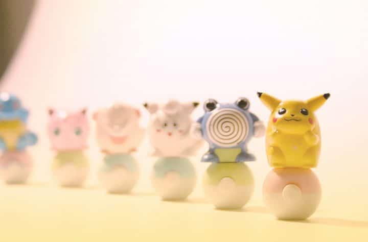 Pokémon toys