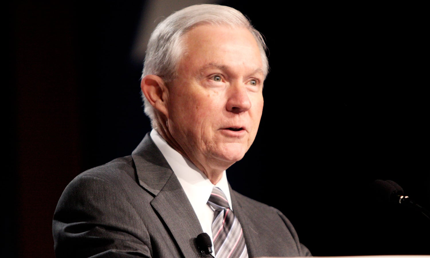 Jeff Sessions: Feds Will Focus On Drug Gangs, Ignore 'Routine Cases'