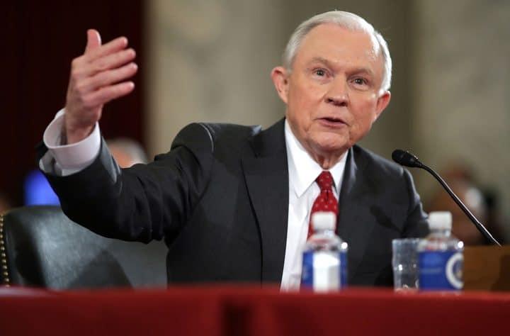 legal marijuana, sessions