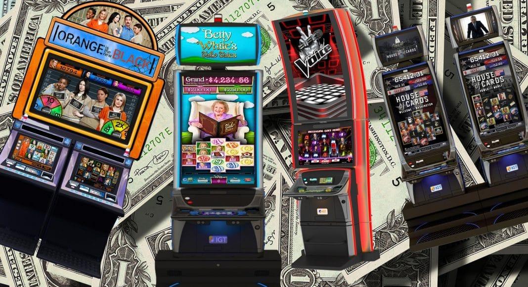 Sex and the city slot machine las vegas