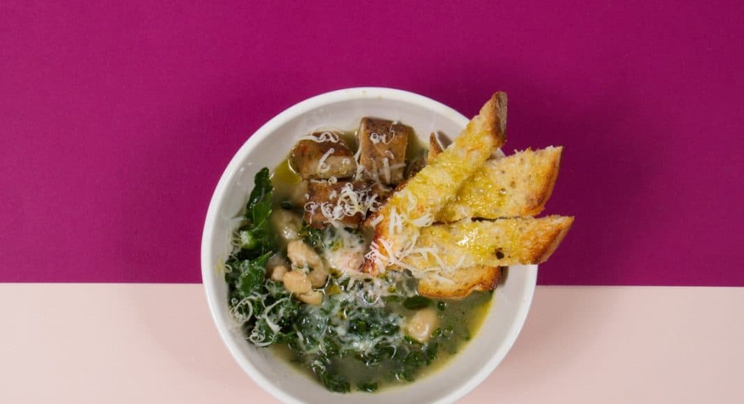 Bliss This Tuscan Inspired Soup Made With Marijuana Olive Oil