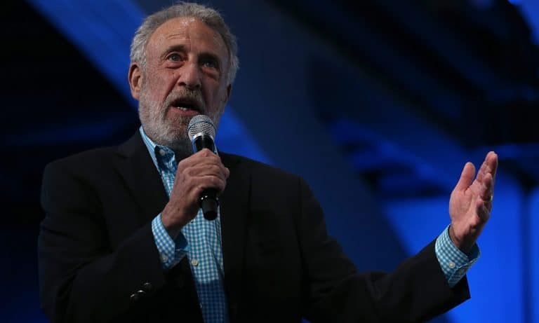 How Marijuana Helped Men's Warehouse Founder George Zimmer With Alcoholism