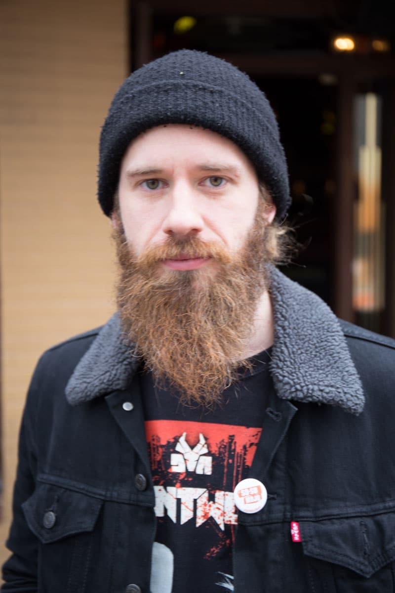 mustachioed men the 16 best beards seen at sxsw. Black Bedroom Furniture Sets. Home Design Ideas