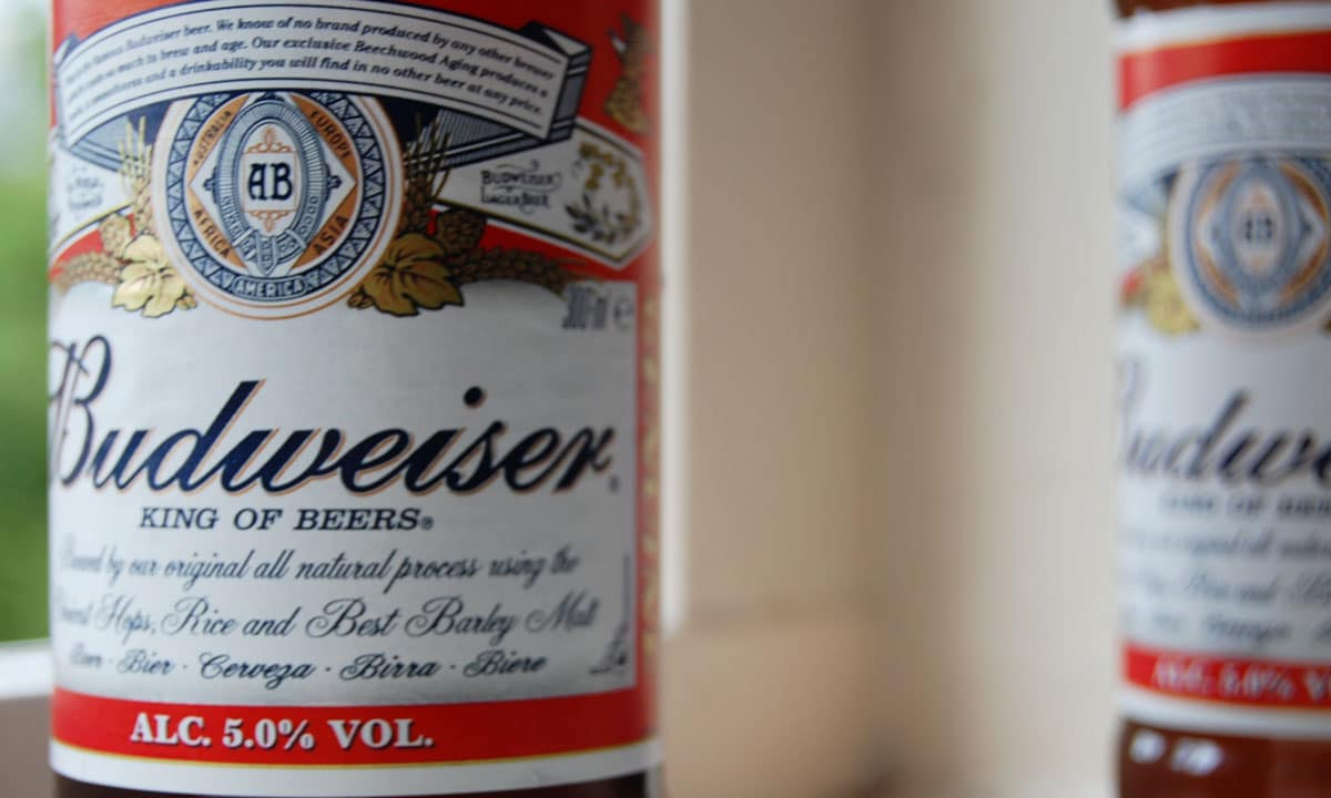 Planet Hopping: Budweiser Wants To Brew The First Beer On Mars