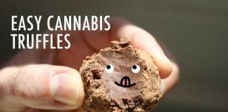cannabutter truffles