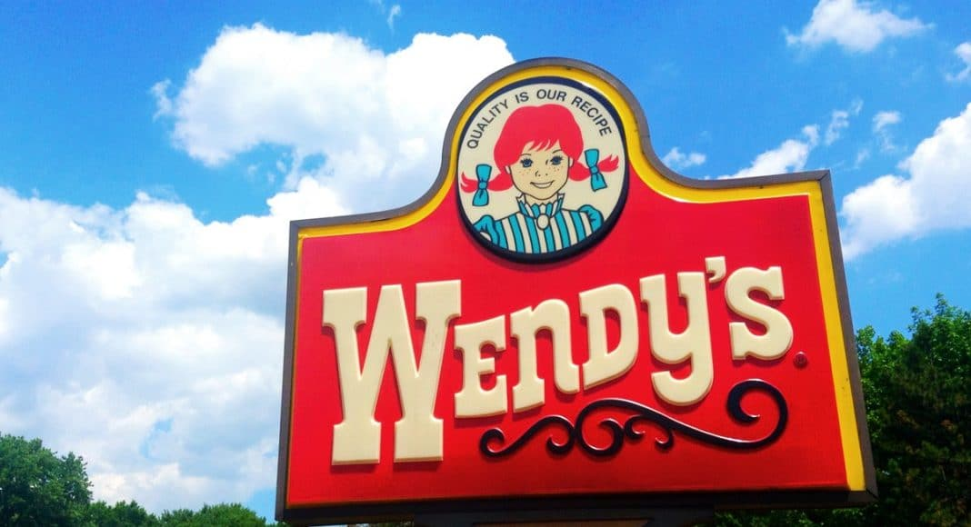 Wendy's self-ordering kiosks