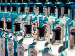 Alcohol Sales Suffering