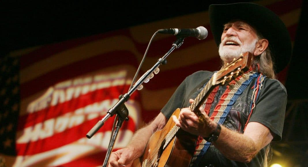 Californians Can Now Buy Willie Nelson's Weed
