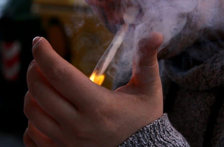 Contaminated Marijuana