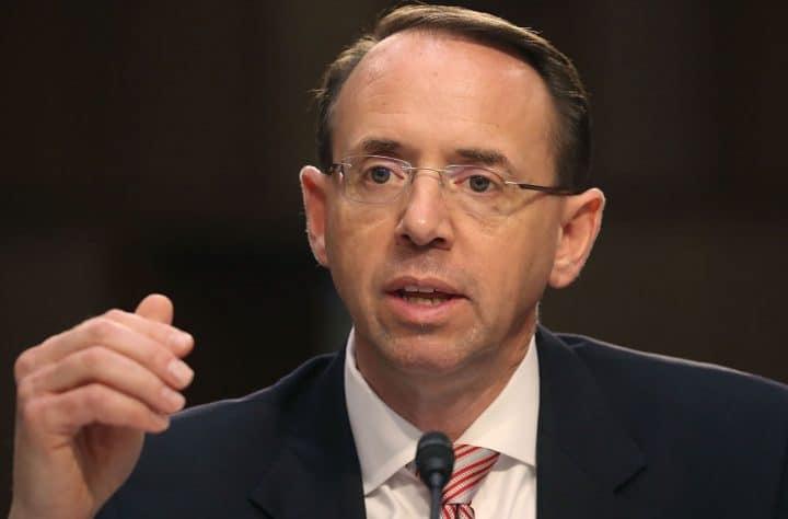 Deputy Attorney General