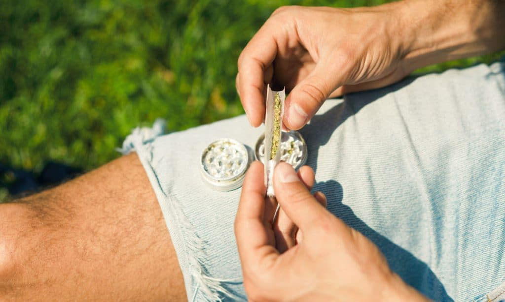 Blending Marijuana