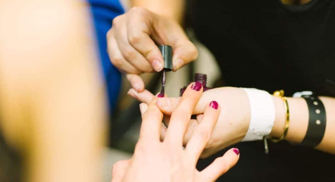 Manicures With Marijuana
