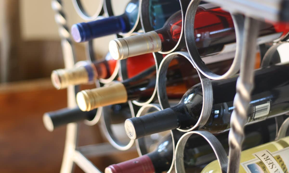 Store Wine