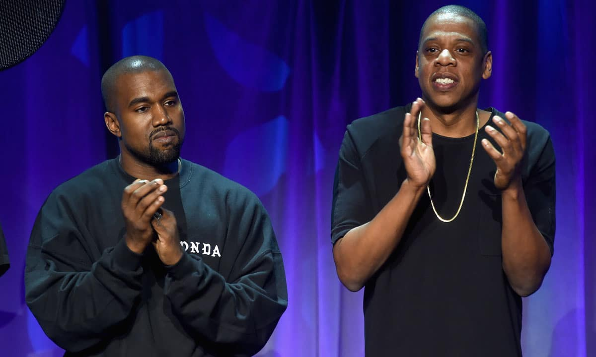 Why there's still bad blood between Jay-Z and Kanye