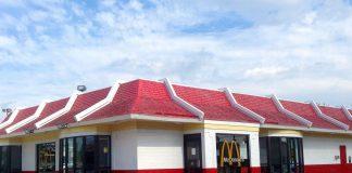 McDonald's drunk