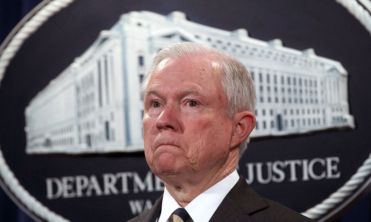 Jeff Sessions Called Out By 'The Onion' In The Best Way Possible