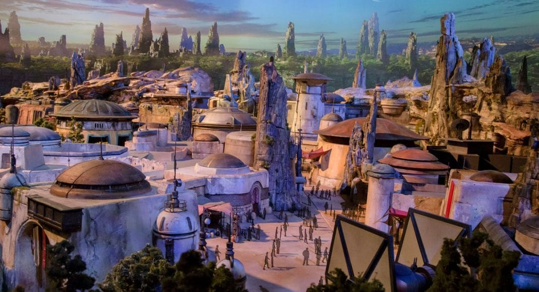 'Star Wars' Immersive Resort