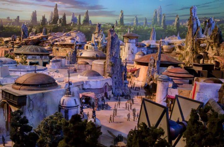 'Star Wars' Immersive Resort