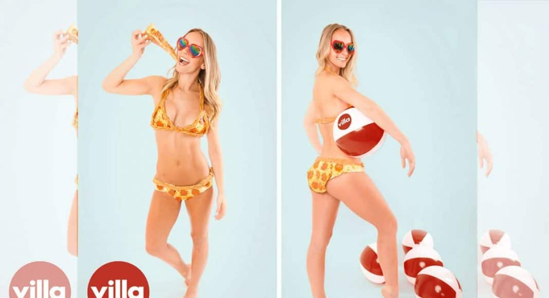 Pizza Bikini