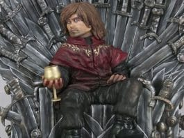 Life-Size Tyrion Lannister Cake