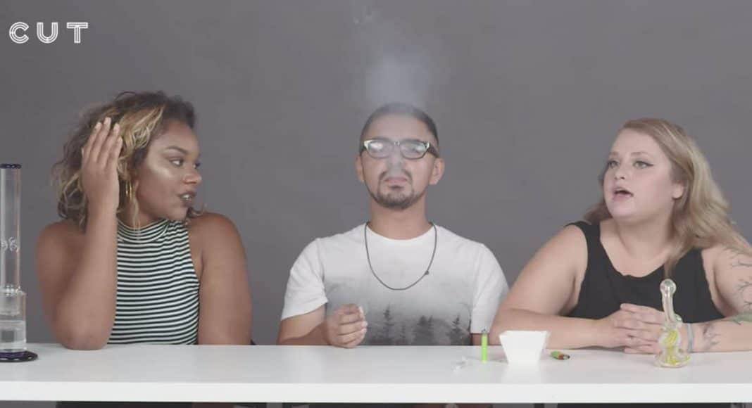 Smoke Weed Together